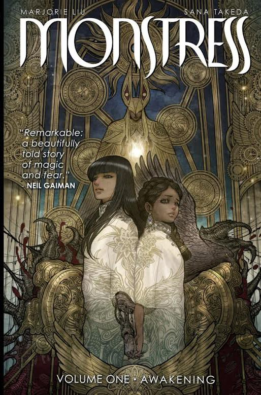 Monstress Vol. 1 Hypno Comics Exclusive Cover