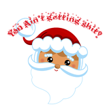 Santa Naughty List T-Shirt