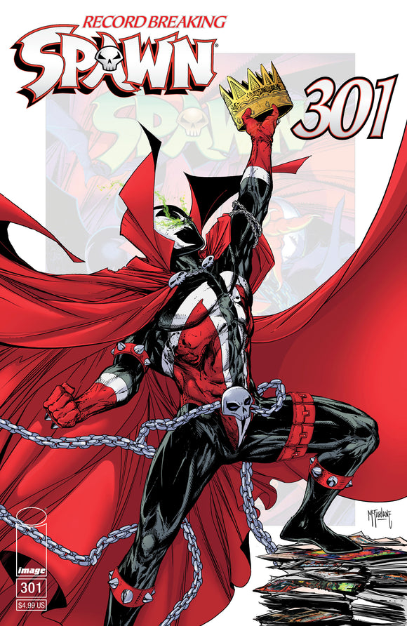 Spawn #301 Main Cover