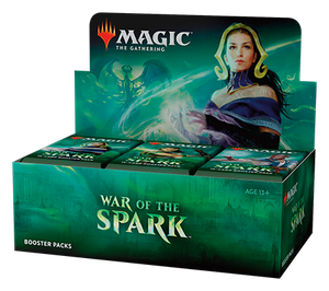 War of the Spark Booster Box (Magic the Gathering)