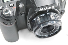 Holga Lens for Nikon DSLR