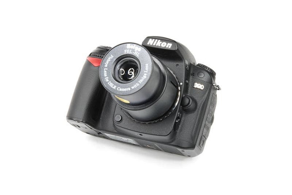 Digital Holga Fisheye Lens on Nikon DSLR