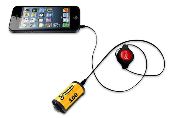 Gizmon iCA Remote Shutter for iPhone