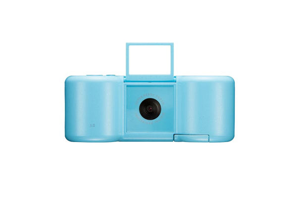 SuperHeadz Digital Harinezumi 3 Deluxe Kit Blue Camera