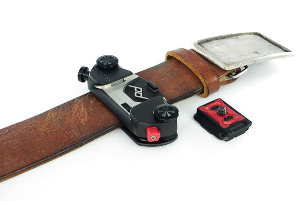 Attach to any standard belt