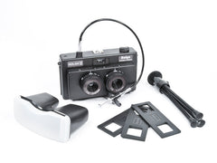 Holga 135 3D Stereo Camera Kit