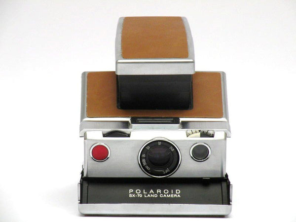 Polaroid SX-70 Instant Camera Front View