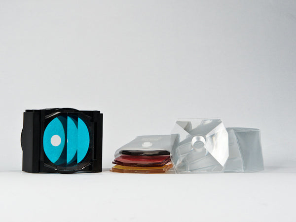 Holga Complete Effect Filter Kit for film or digital