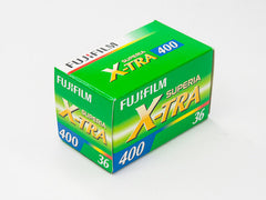 FujiFilm Superia X-TRA 400 (35mm) Color Negative Film