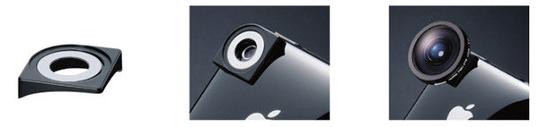 Gizmon Fisheye 2 fit iPhone case