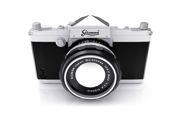 Meet the newest addition to the Gizmon iCA range - Gizmon iCA SLR