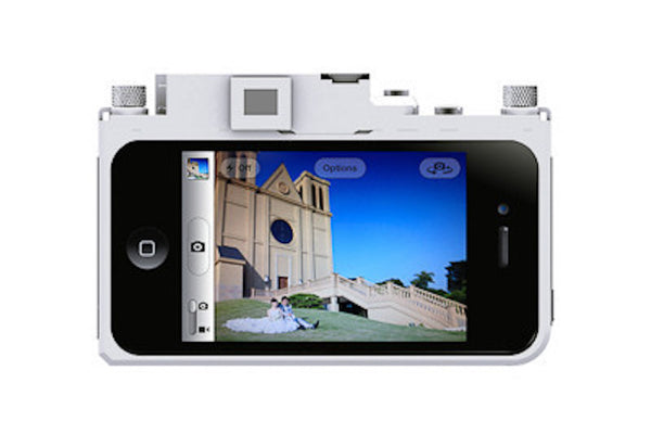 Gizmon ICA Deluxe Case for iPhone 4