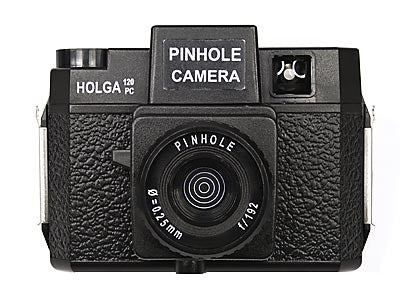 Holga 120 PC Pinhole Film Camera - HolgaDirect