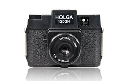 Holga 120GN Glass Lens Camera Front