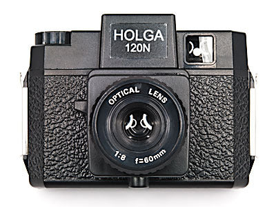 Holga 120 N Film Camera - HolgaDirect