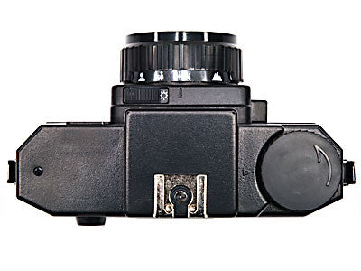 Holga 120GN Glass Lens Camera Top
