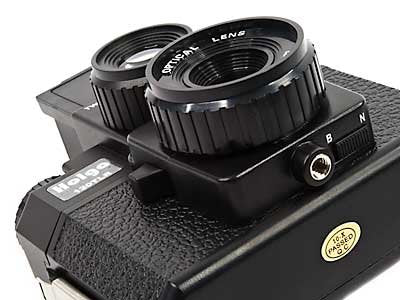 Holga 120 TLR Twin Lens Reflex Camera