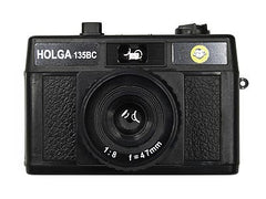 Holga 135BC Camera in Classic Black Color