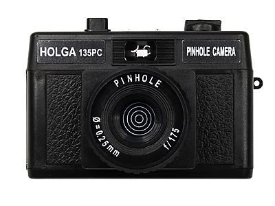 Holga 135 PC 35mm Pinhole Film Camera - HolgaDirect