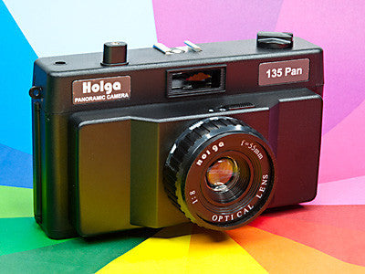 Holga 135 PAN Deluxe Kit