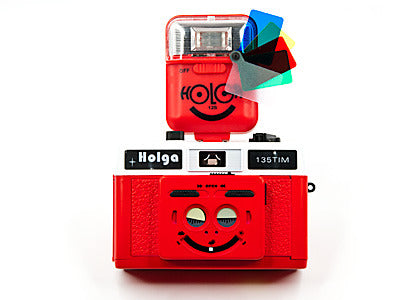 Holga 135 35mm TIM Camera 3D Kit - Twin Image Maker