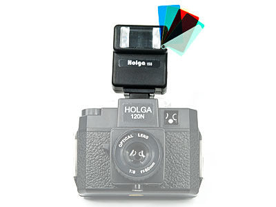 Holga 15B Camera Flash