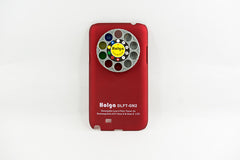 Holga Filter Effect Case for Samsung Galaxy Note 2 (Red)