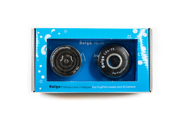 Holga Fisheye for Instax 8 Box