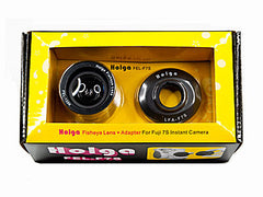 Holga Fisheye Lens Kit for Fuji Instax Mini 7s