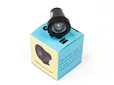 Holga Camera Fisheye Lens Viewfinder FV-1
