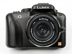 Holga lens for Panasonic Lumix G