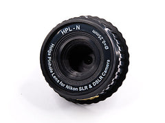 Holga Pinhole Lens for Nikon DSLR
