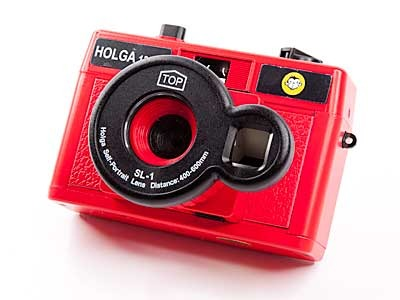 Holga Self-Portrait Lens SL-1