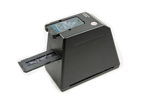 HolgaDirect iPhone Film and Print Scanner Side View
