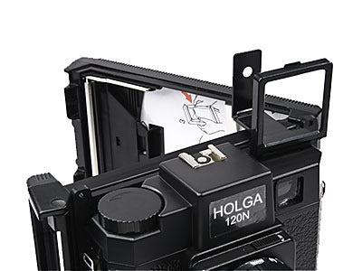 Fuji Instax Instant Film Back for Holga 120 Cameras