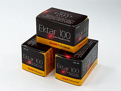 Kodak Ektar 100 Color Negative Film (135/35mm format)