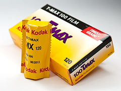 Kodak TMX 120 T-Max 100 Black and White Film (120 Format)