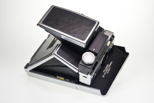 The SLR670m with Time Machine