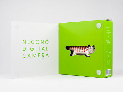 SuperHeadz Necono Digital Cat Camera