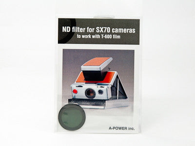 Polaroid SX-70 ND Filter T-600 Film