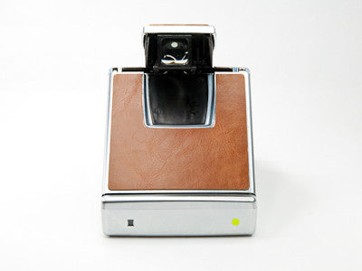 Polaroid SX-70 Open Back