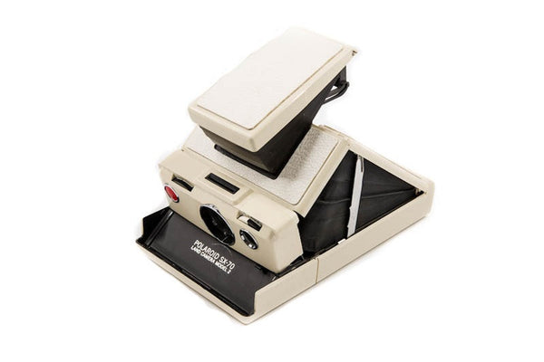 Polaroid SX-70 Model Two Starter Kit