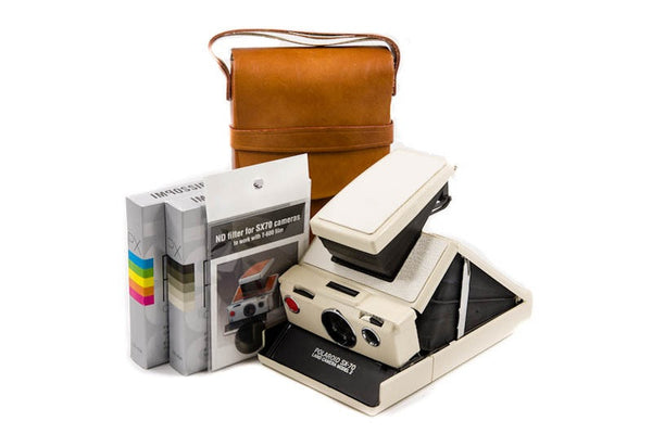 Polaroid SX-70 Model Two Ultimate Kit