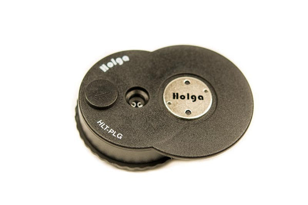 Base unit of the HLT-PLG is the part that attaches to your Lumix Camera