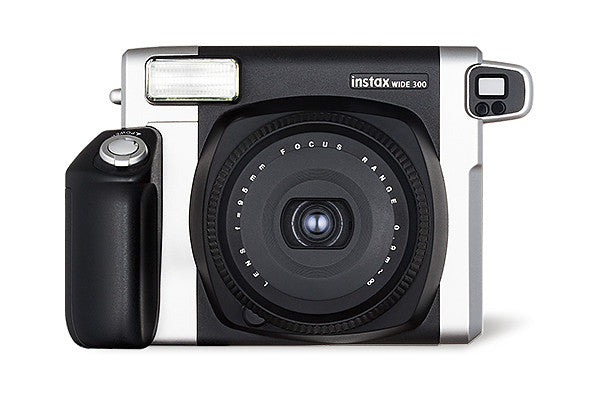 The beautifully retro Fujifilm Instax Wide 300 Camera