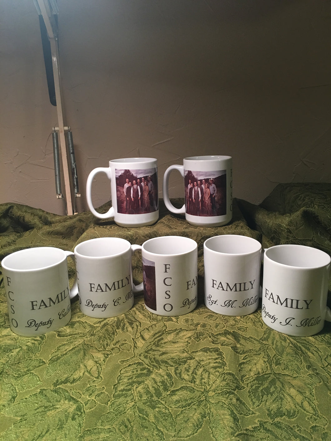 15oz Ceramic Coffee Mugs