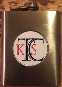 6oz. Stainless Steel Flask