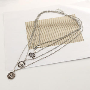 Wholesale Fashion Alloy Necklaces Accessories