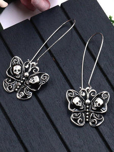 Wholesale Butterfly Shaped Animal Earrings Accessories