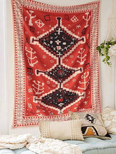 Load image into Gallery viewer, Wholesale Bohemia Multifunctional Floral Printed Tapestry Decoration